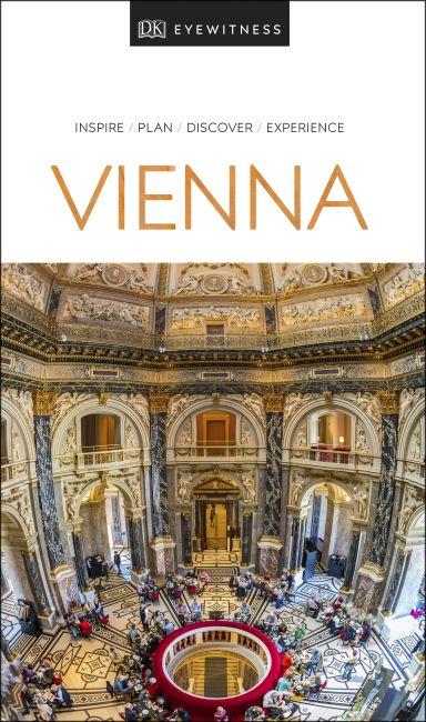 Paperback cover of DK Eyewitness Vienna