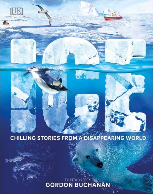 Hardback cover of Ice