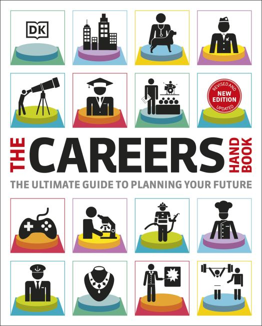 Paperback cover of The Careers Handbook