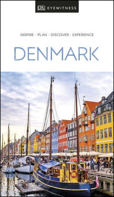Paperback cover of DK Eyewitness Denmark
