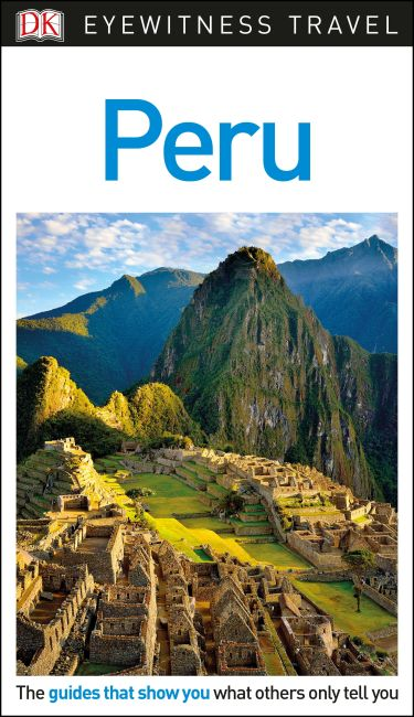 eBook cover of DK Eyewitness Peru