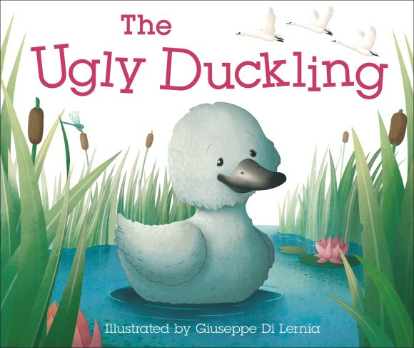 Paperback cover of The Ugly Duckling