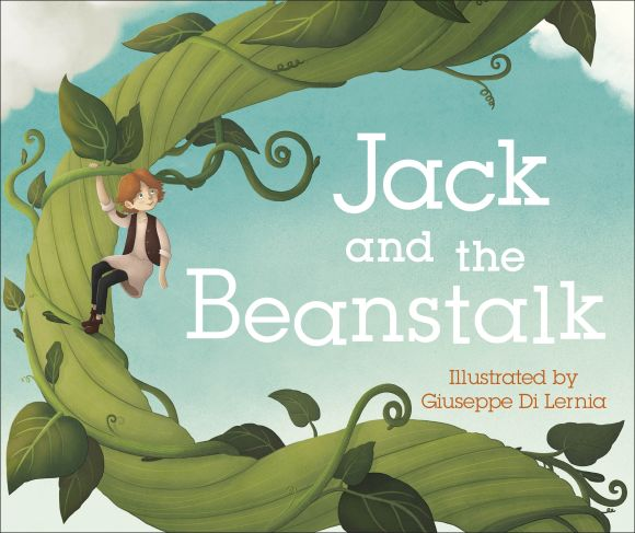 Paperback cover of Jack and the Beanstalk