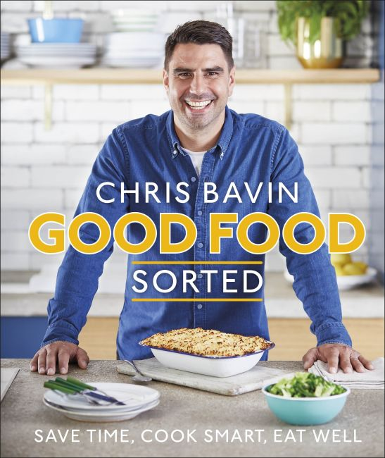 Hardback cover of Good Food, Sorted