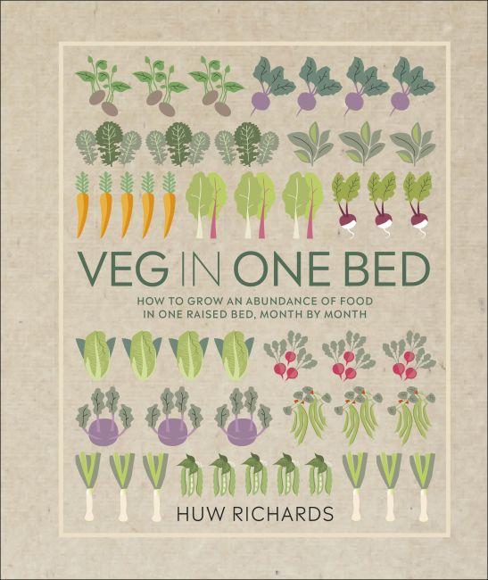 Hardback cover of Veg in One Bed