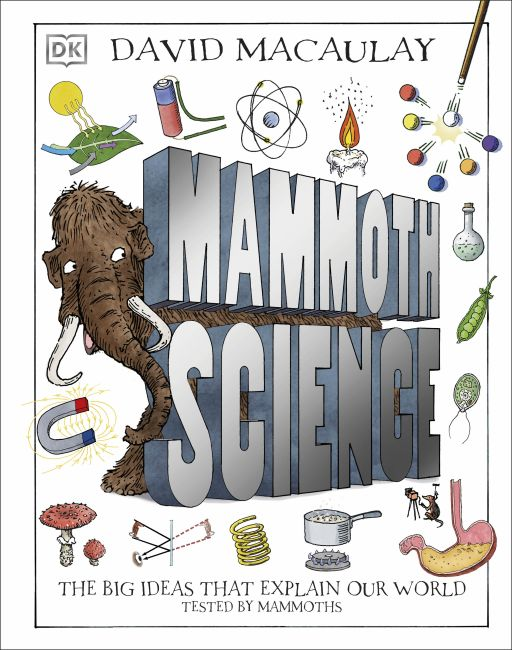 Hardback cover of Mammoth Science