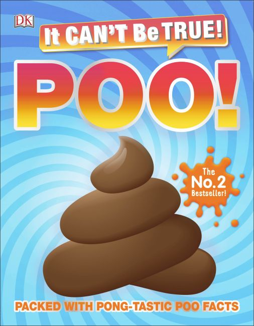 Flexibound cover of It Can't Be True! Poo!