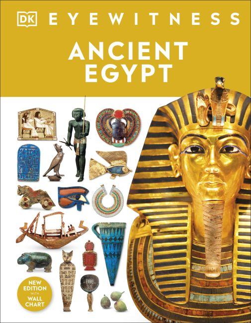 Hardback cover of Ancient Egypt