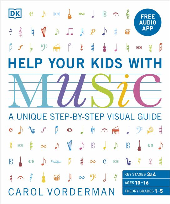 Flexibound cover of Help Your Kids With Music