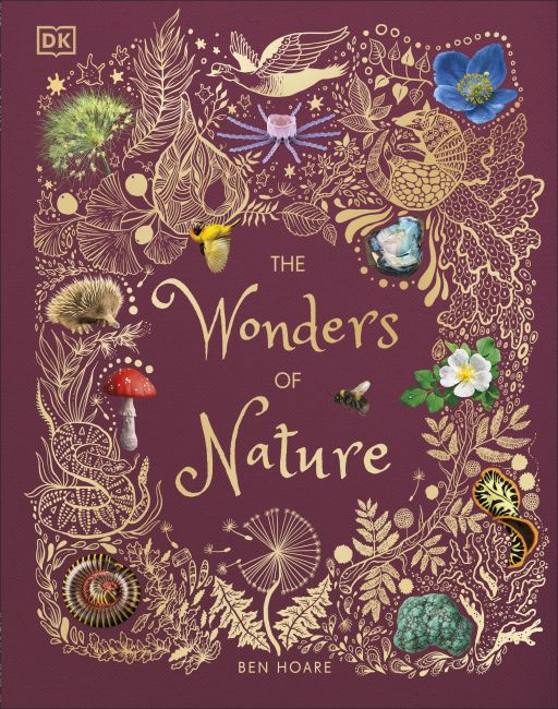 Hardback cover of The Wonders of Nature