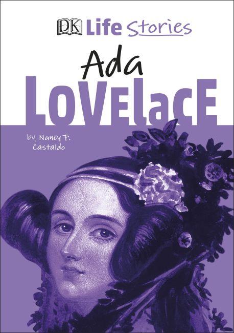 Hardback cover of DK Life Stories Ada Lovelace
