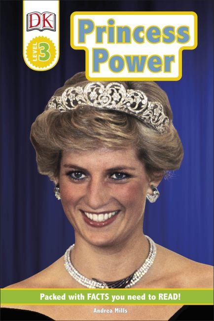 Hardback cover of Princess Power