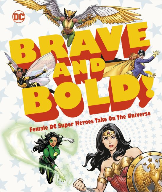 Hardback cover of DC Brave and Bold!