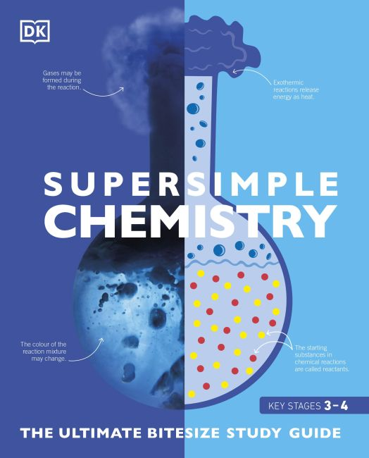 Paperback cover of Super Simple Chemistry