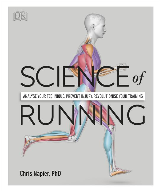 Flexibound cover of Science of Running