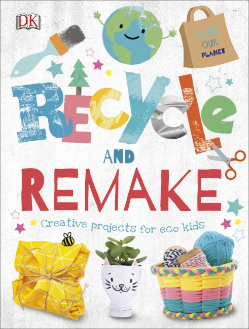Hardback cover of Recycle and Remake