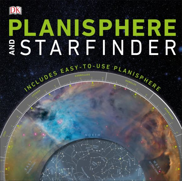 Hardback cover of Planisphere and Starfinder