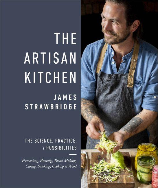 Hardback cover of The Artisan Kitchen
