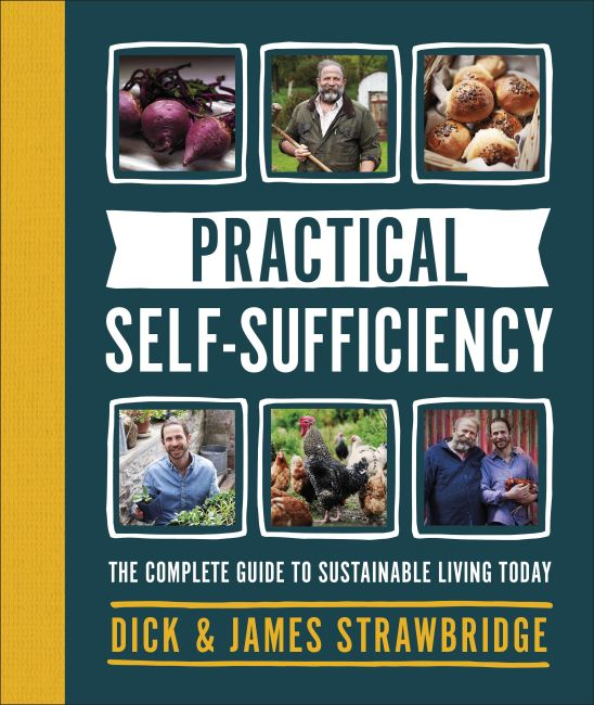 Hardback cover of Practical Self-sufficiency