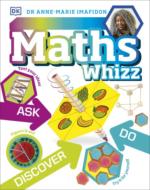 Hardback cover of How to be a Maths Whizz