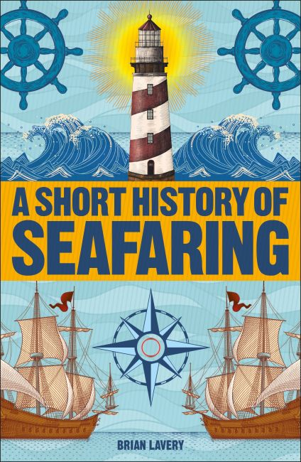 eBook cover of A Short History of Seafaring
