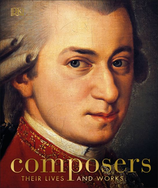 Hardback cover of Composers