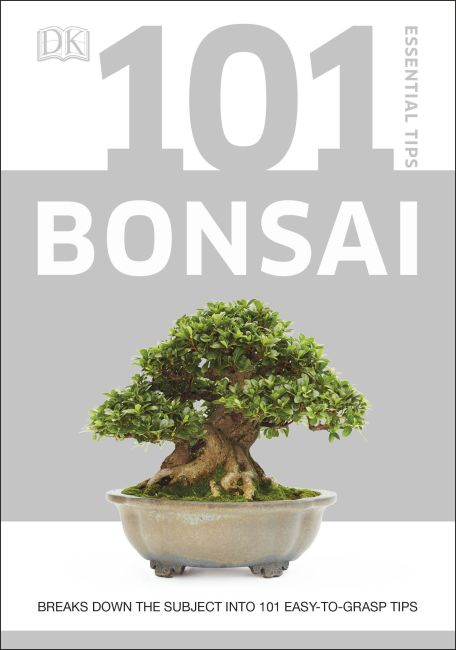 Paperback cover of 101 Essential Tips Bonsai