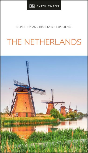 Paperback cover of DK Eyewitness The Netherlands