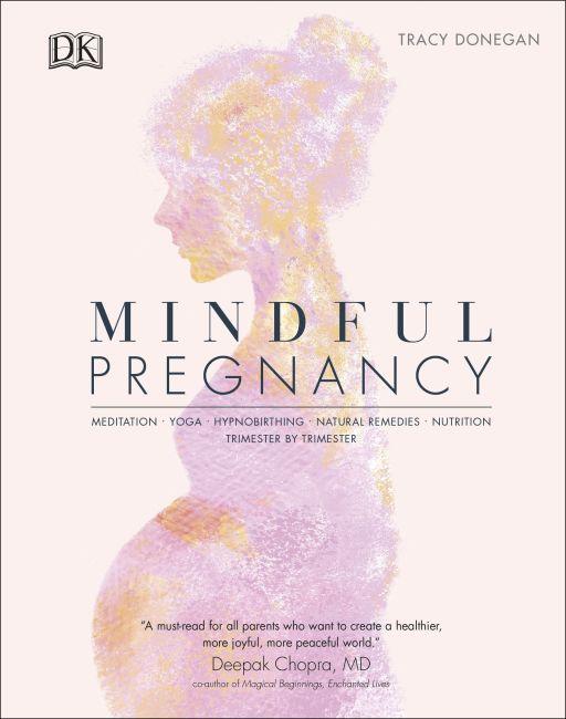 Hardback cover of Mindful Pregnancy