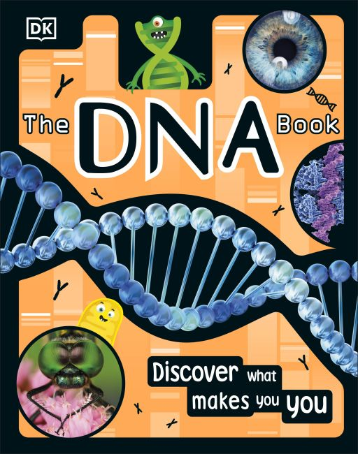 Hardback cover of The DNA Book