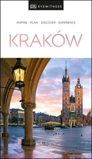 Paperback cover of DK Eyewitness Krakow