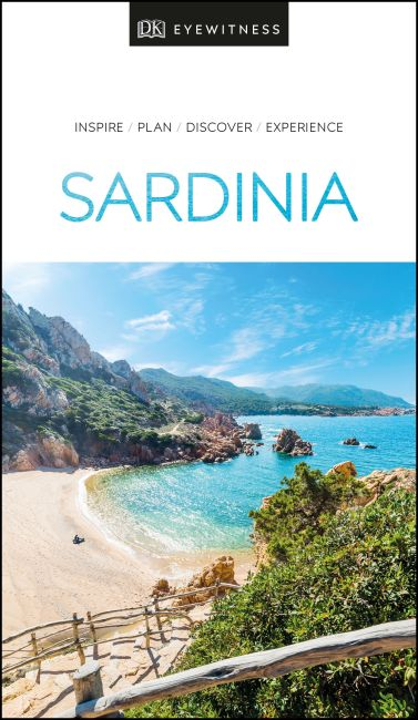 Paperback cover of DK Eyewitness Sardinia