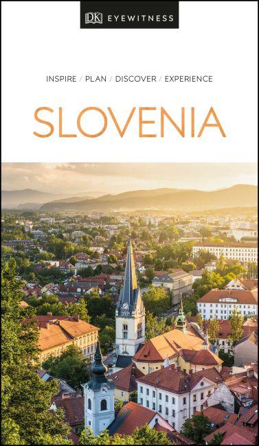 Paperback cover of DK Eyewitness Slovenia