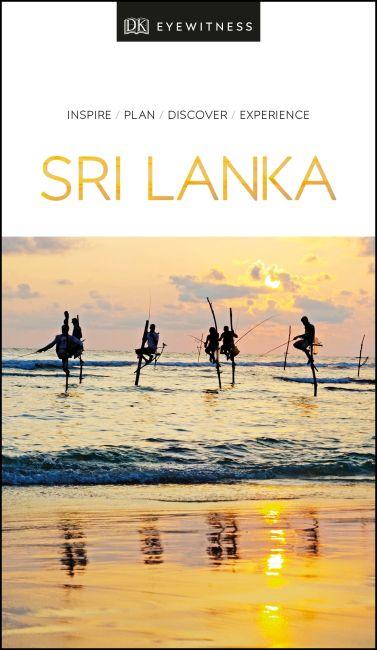Paperback cover of DK Eyewitness Sri Lanka
