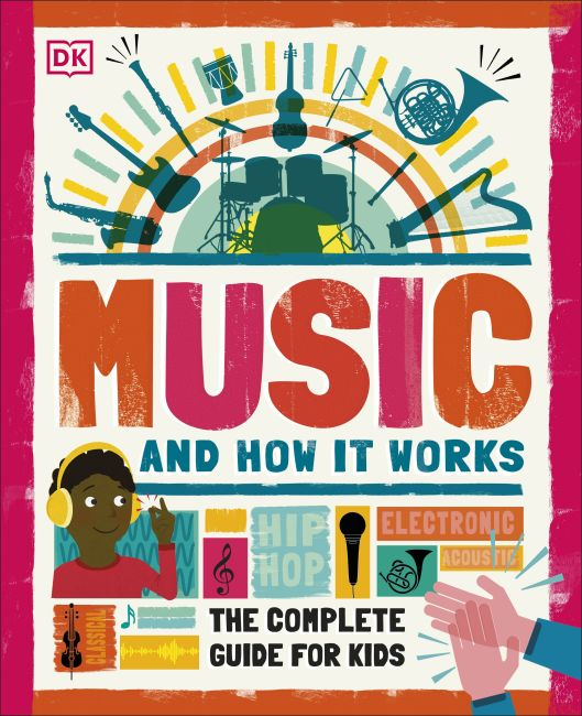 Hardback cover of Music and How it Works