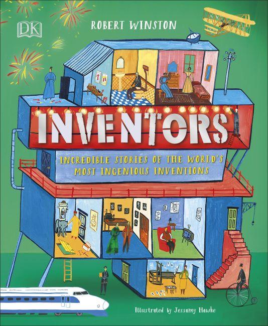 Hardback cover of Inventors