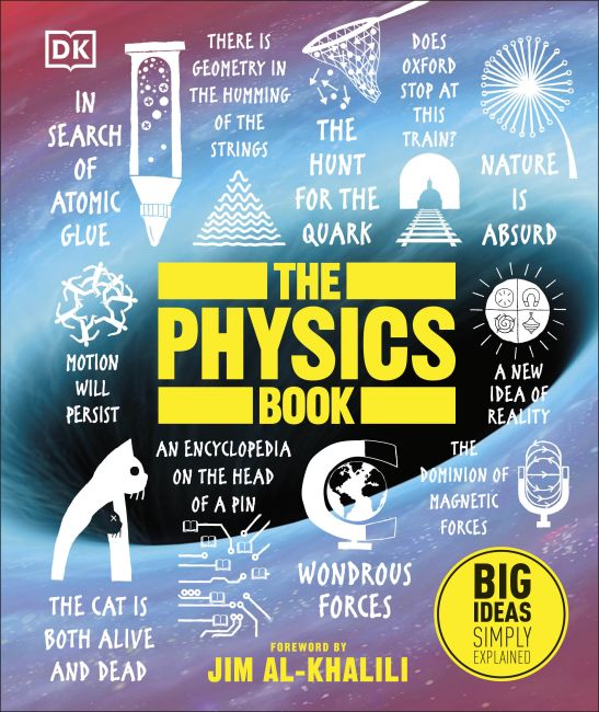 Hardback cover of The Physics Book