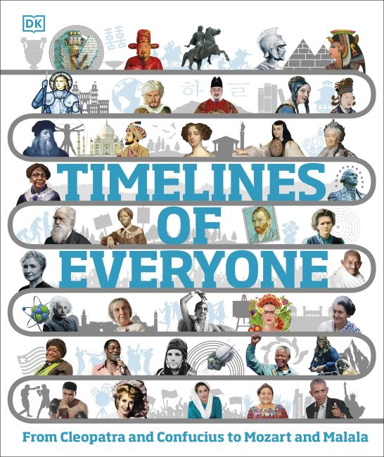 Hardback cover of Timelines of Everyone