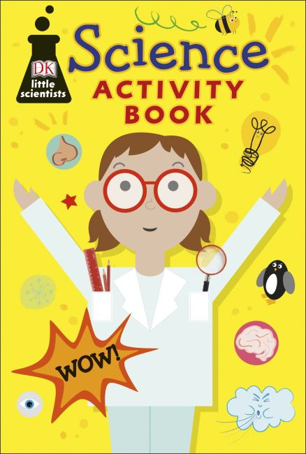 Paperback cover of Science Activity Pack