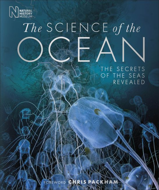 Hardback cover of The Science of the Ocean
