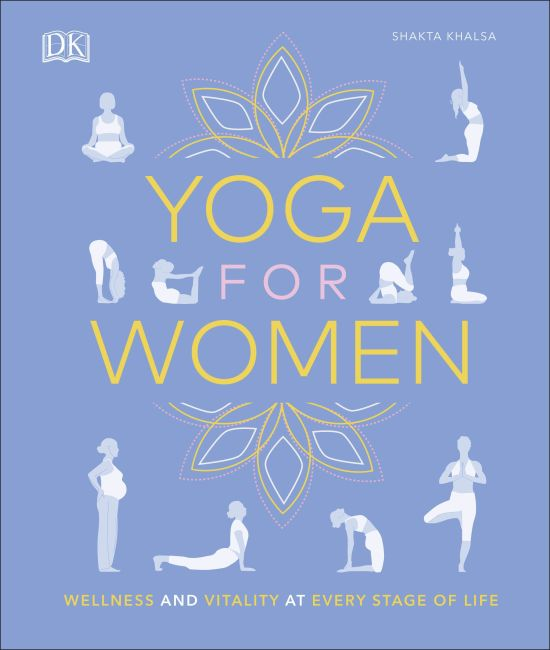 Hardback cover of Yoga for Women