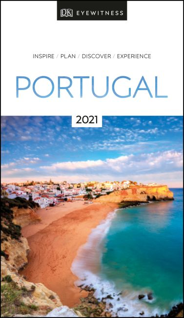 Paperback cover of DK Eyewitness Portugal