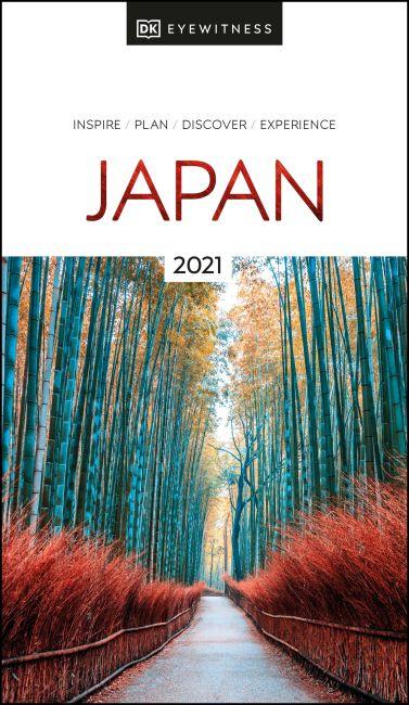 Paperback cover of DK Eyewitness Japan