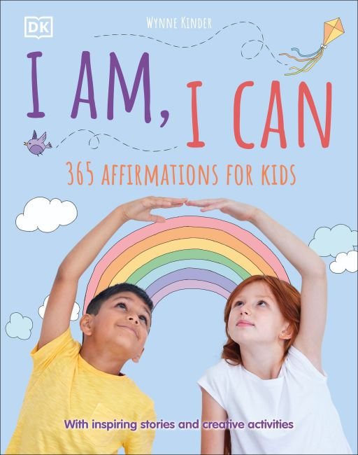 Hardback cover of I Am, I Can