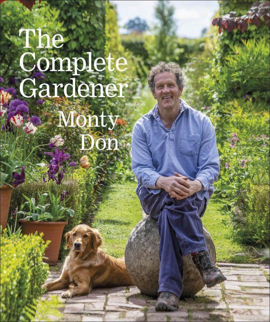 Hardback cover of The Complete Gardener