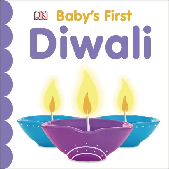 eBook cover of Baby's First Diwali