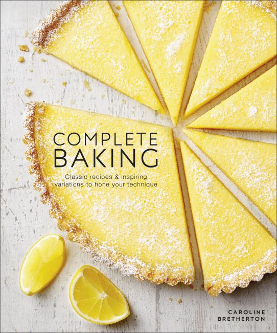 Hardback cover of Complete Baking
