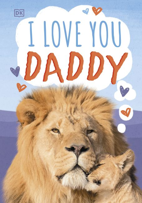 Board book cover of I Love You, Daddy