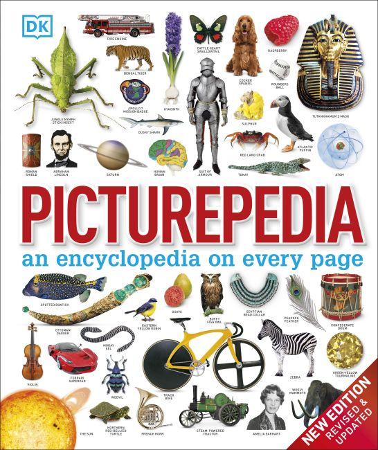 Hardback cover of Picturepedia