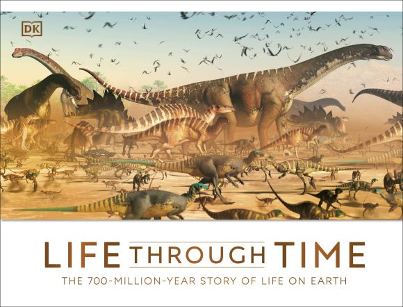 Hardback cover of Life Through Time